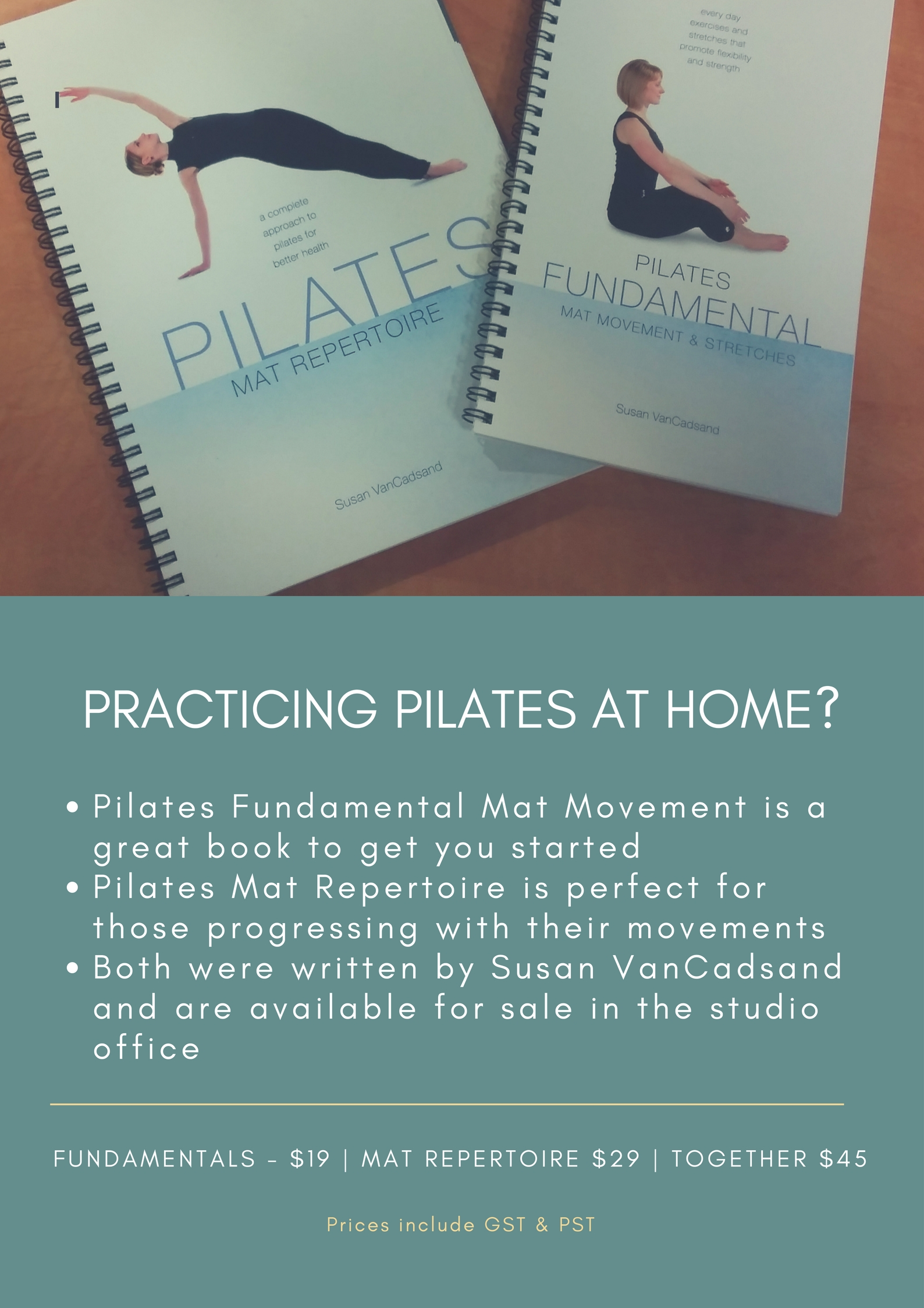 PilatesBook